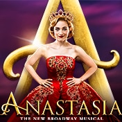 Anastasia Musical Broadway Show Tickets